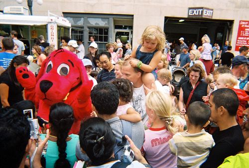 Clifford the Big Red Dog copy